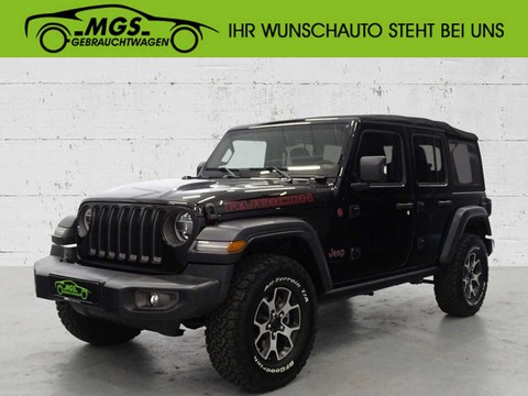 Jeep Wrangler 2.2 CRDi Unlimited AWD Rubicon