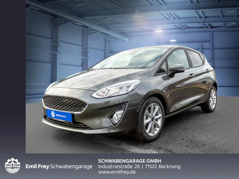 Ford Fiesta 1.0 EcoBoost COOL&CONNECT