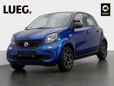 smart ForFour 52kW (71 ) passion