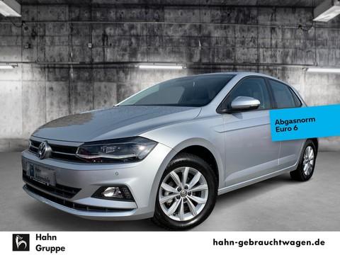 Volkswagen Polo 1.0 TSI Highl Einpark