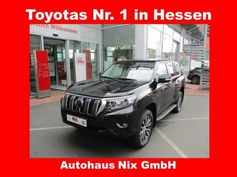 Toyota Land Cruiser 2.8 D-4D Automatik Executive TORSEN