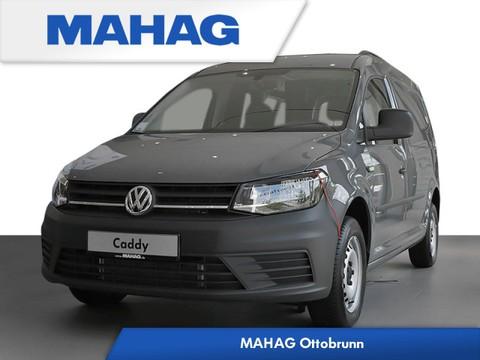 Volkswagen Caddy Maxi Kasten Basis vorber