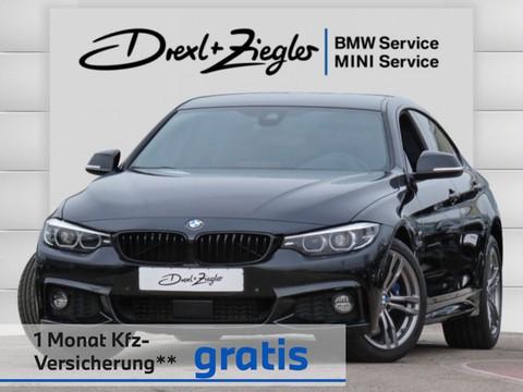 BMW 430 i Gran Coupe M Sport NaviProf HiFi