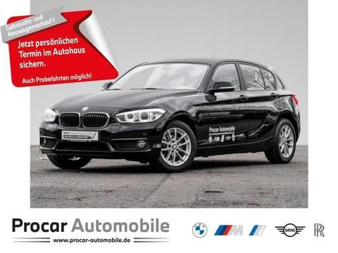 BMW 118 I 2-ZONEN