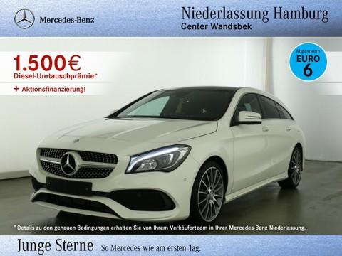 Mercedes CLA 180 SB AMG Line