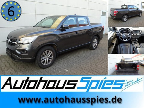 Ssangyong MUSSO 2.2 E-XDI Sapphire Rollcover