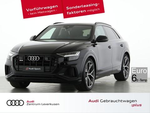 Audi SQ8 ASSISTENZEN SITZLÜFTUNG