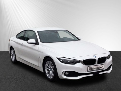 BMW 430 i Coupe Advantage