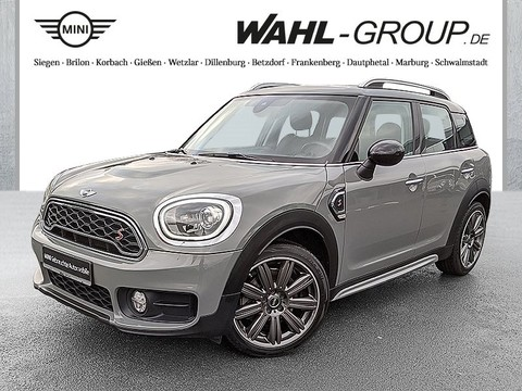 MINI Cooper S D Countryman Pepper