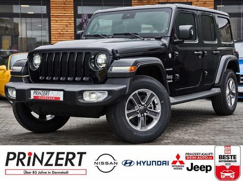 Jeep Wrangler 2.0 ULTD MY21 Sahara Stage Exclusive