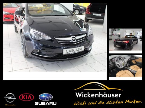 Opel Cascada 1.6 Turbo Ultimateück