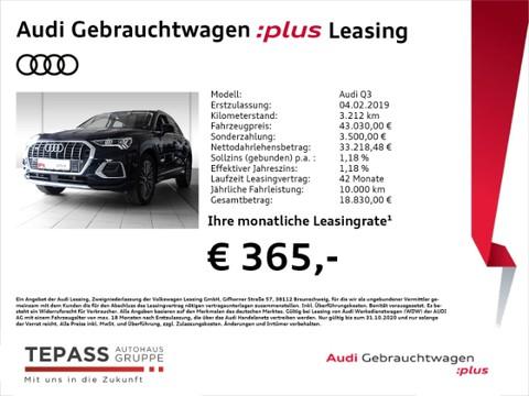 Audi Q3 2.0 TFSI 45 quattro