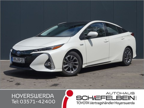 Toyota Prius Plug-in Hybrid Solar Smart-Key