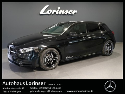 Mercedes-Benz A 200 AMG-LINE MBUX NIGHT PAKET