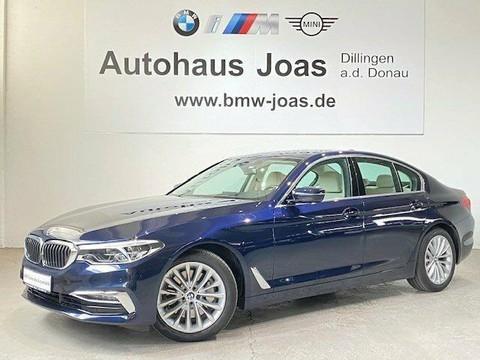 BMW 530 d Limousine Luxury Line