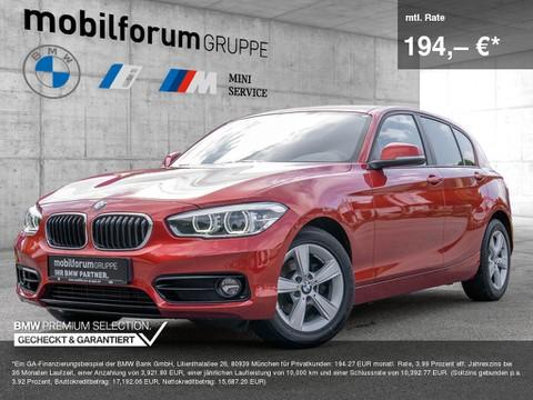 BMW 118 i Sport Line