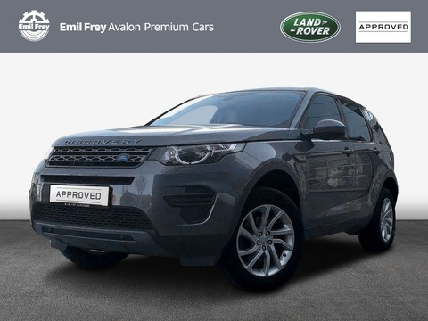 Land Rover Discovery Sport eD4 SE