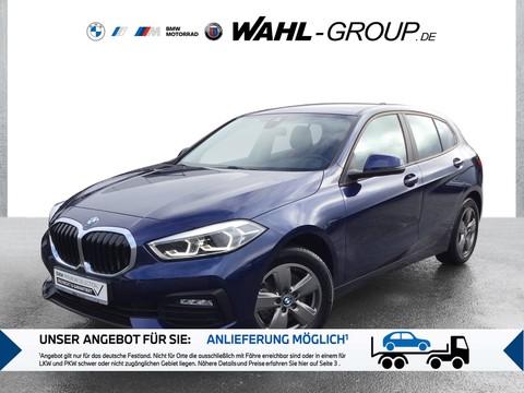 BMW 118 d Advantage LC Plus