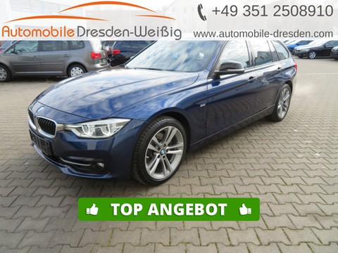 BMW 325 d Sport Line Prof