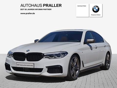 BMW M550 i xDrive Limousine ° Ferngesteuertes Parken