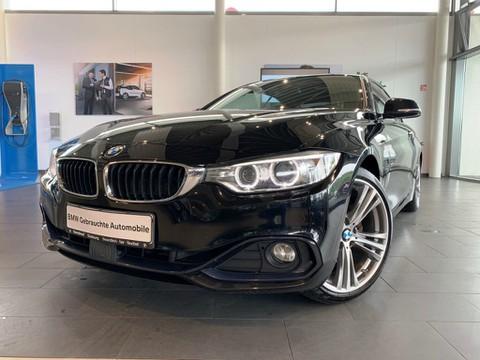 BMW 425 d Cabrio Sport Line Stop&Go 19