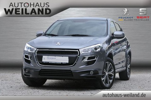 Peugeot 4008 HDI 115 Stop & Start Allure