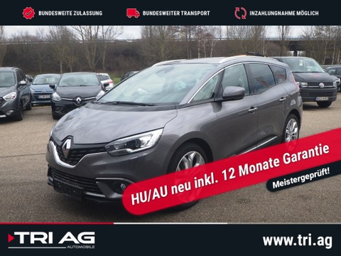 Renault Grand Scenic BUSINESS Edition TCe 140