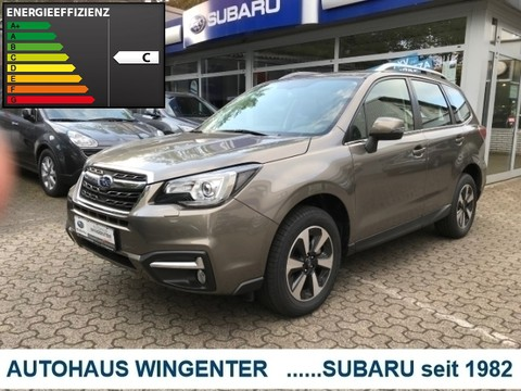 Subaru Forester 2.0 Exclusive D Lineatronic