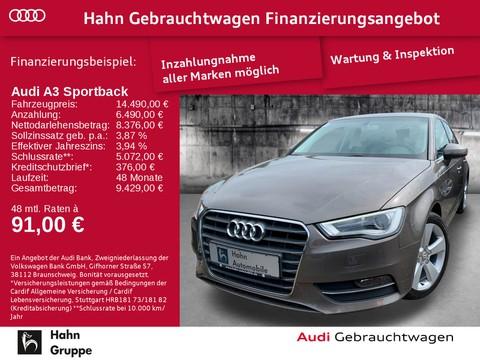 Audi A3 1.2 TFSI Sportback Ambit