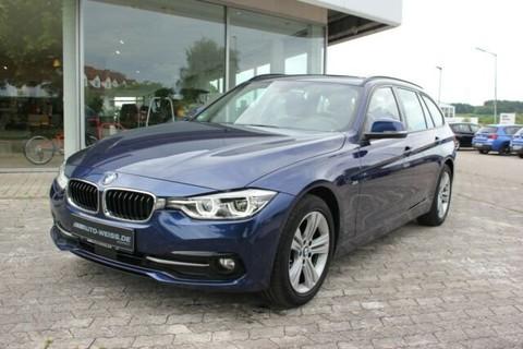 BMW 320 dA Sport Pro QI