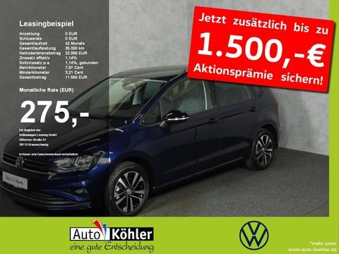 Volkswagen Golf Sportsvan IQ Drive Ein Ausparkhilf
