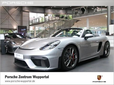 Porsche 718 Spyder Carbon Interieur I I I Vollschalensitze