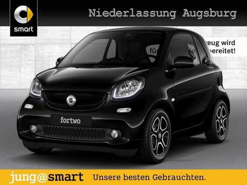 smart ForTwo coupé 66kW prime
