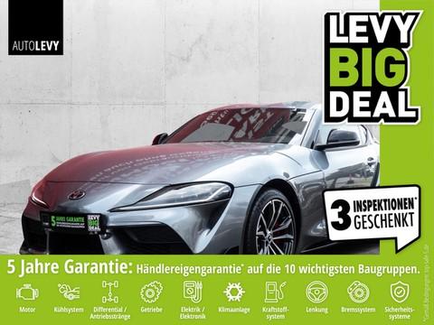 Toyota Supra 2.0 GR Dynamic Premium-Paket