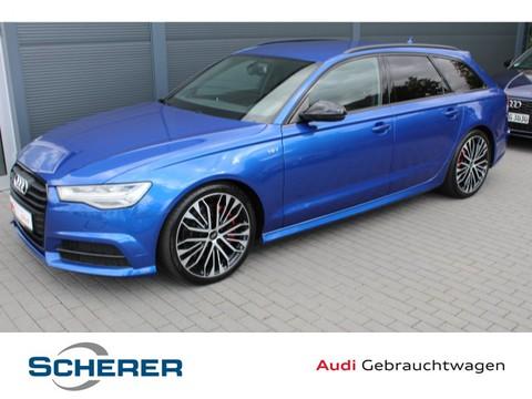 Audi A6 3.0 TDI Avant S line competition