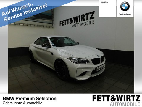 BMW M2 Coupe M-PERFORMANCE HiFi RKamera