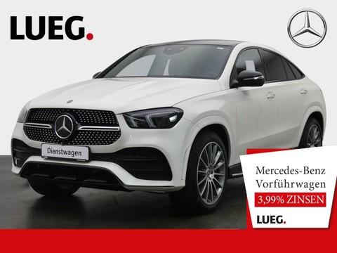 Mercedes-Benz GLE 400 d Coupé AMG FAHRASS °