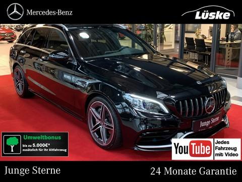 Mercedes-Benz C 63 AMG T Perf Abgasanlage