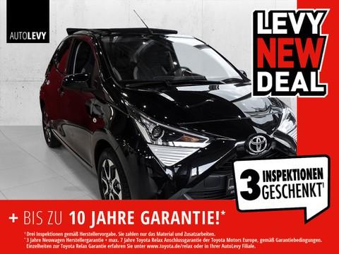 Toyota Aygo Team Deutschland Smart-Key
