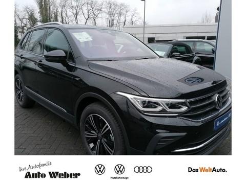 Volkswagen Tiguan 1.5 TSI UNITED OPF verfügbar