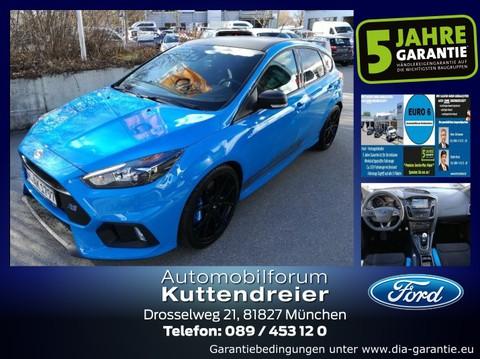 Ford Focus Blue&Black 5tg