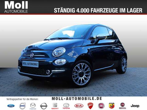 Fiat 500 1.2 8V Lounge City Paket Lounge Kit