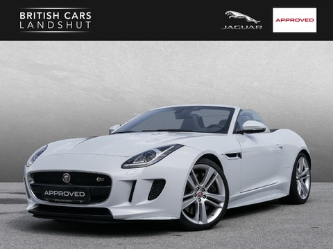 Jaguar F-Type V6 Cabriolet S AWD Design - Pack
