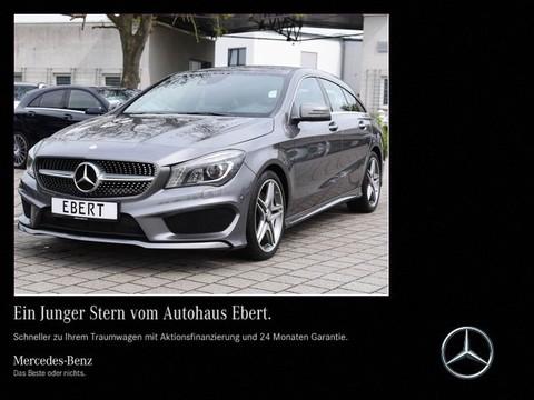 Mercedes CLA 220 SB AMG SPUR EASYPACK