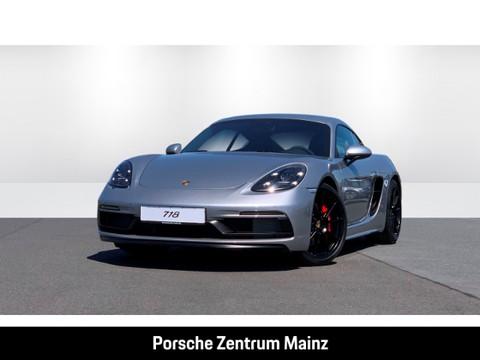 Porsche Cayman 4.0 718 GTS 10mm Sportfahrwerk 20-Zoll