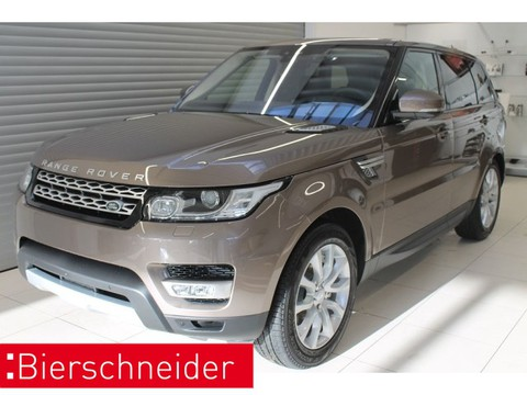 Land Rover Range Rover Sport 3.0 TDV6 HSE SURROUNDKAMERA
