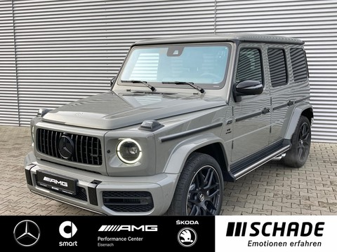 Mercedes-Benz G 63 AMG Driver s Package Carbon Night