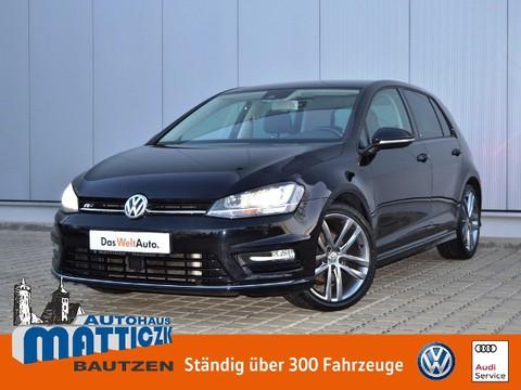 Volkswagen Golf 2.0 TDI VII R-line Exter Sport ST-HZ X