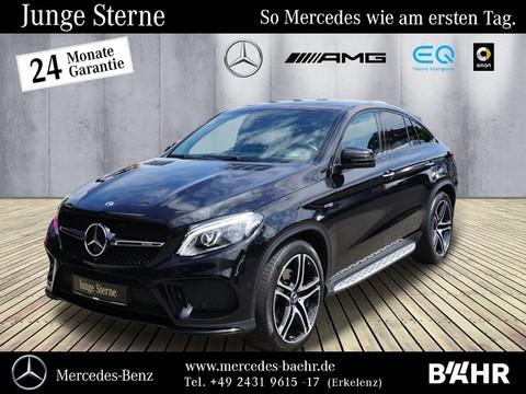 Mercedes-Benz GLE 43 AMG Coupé Night LMR