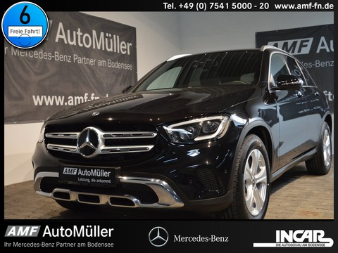 Mercedes-Benz GLC 220 d MBUX